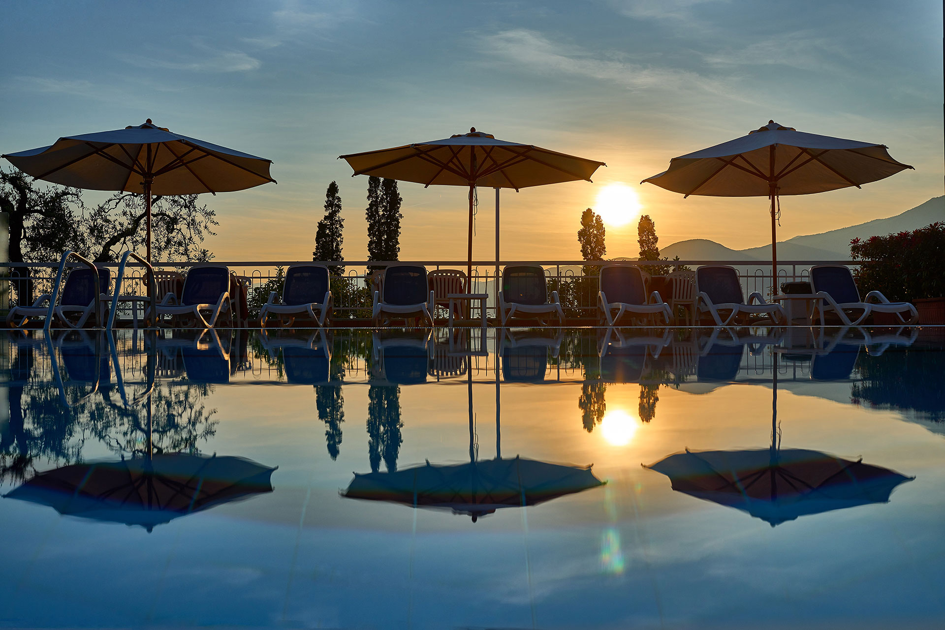 Piscina Hotel Benacus